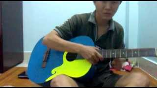 Day By Day T-ara (guitar solo)