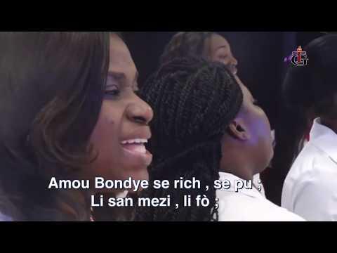 Devan Twòn nan: Kòman pou Priye pou Mari w? - Tabernacle de Gloire - Gregory Toussaint