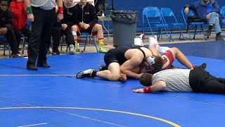 Maple Grove falls in section wrestling final