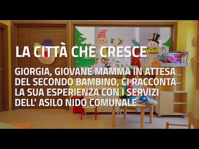 Giorgia e l'asilo comunale di Bari: la città che cresce - Paola Romano, #lacittàdellepersone