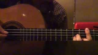 Gửi Ngàn Lời Yêu-Guitar Mesut Xin