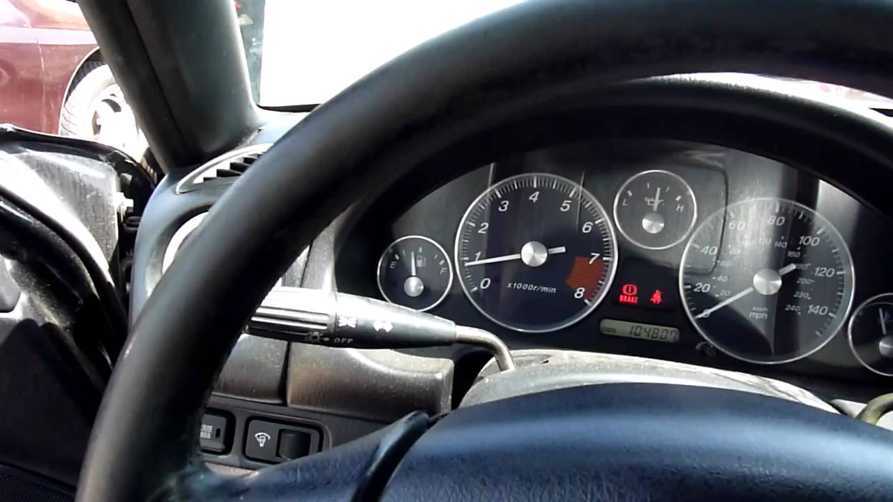 99 Mazda Miata Turbo