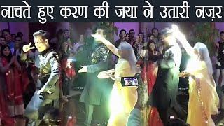 Karan Johar के Radha Dance पर Jaya Bachchan ने उतारी नज़र; Video goes VIRAL  FilmiBeat