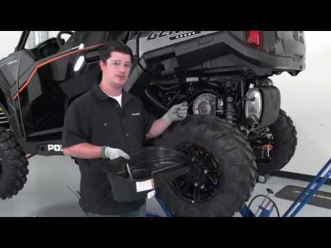 Polaris General Maintenance Check   Polaris Off-Road Vehicles
