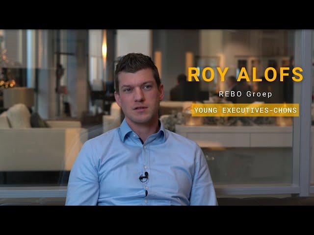 Roy Alofs  - Young Executives #CHONS - Sociëteit Vastgoed