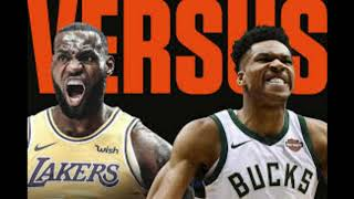 The NBA is trying to condition you for Lebron vs Giannis