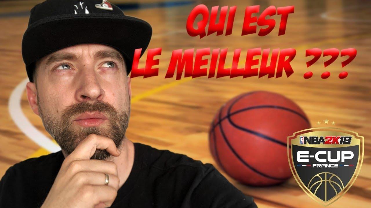 revendeur c8097 c1844 QUI EST LE MEILLEUR JOUEUR DE NBA 2k18 ???