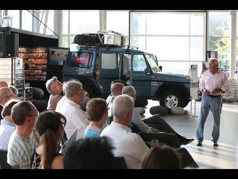 Vortrag: Ottos Reise  - mit der G-Klasse in 26 Jahren um die Welt