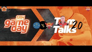 Game Day talks with Tom Moody | RR v SRH | IPL 2021 | SRH