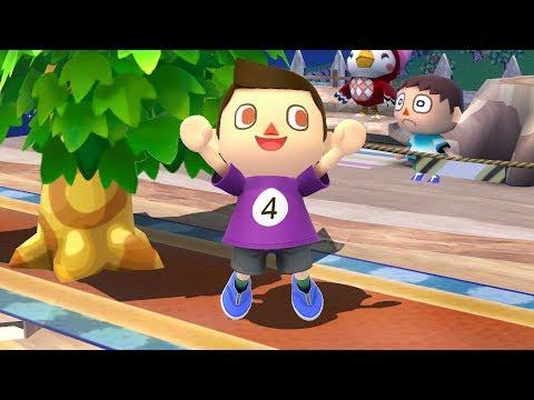 Villager's Tree - Super Smash Bros. for Wii U