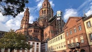 Mainz - Sehenswürdigkeiten - Rheinland-Pfalz - Germany 4K