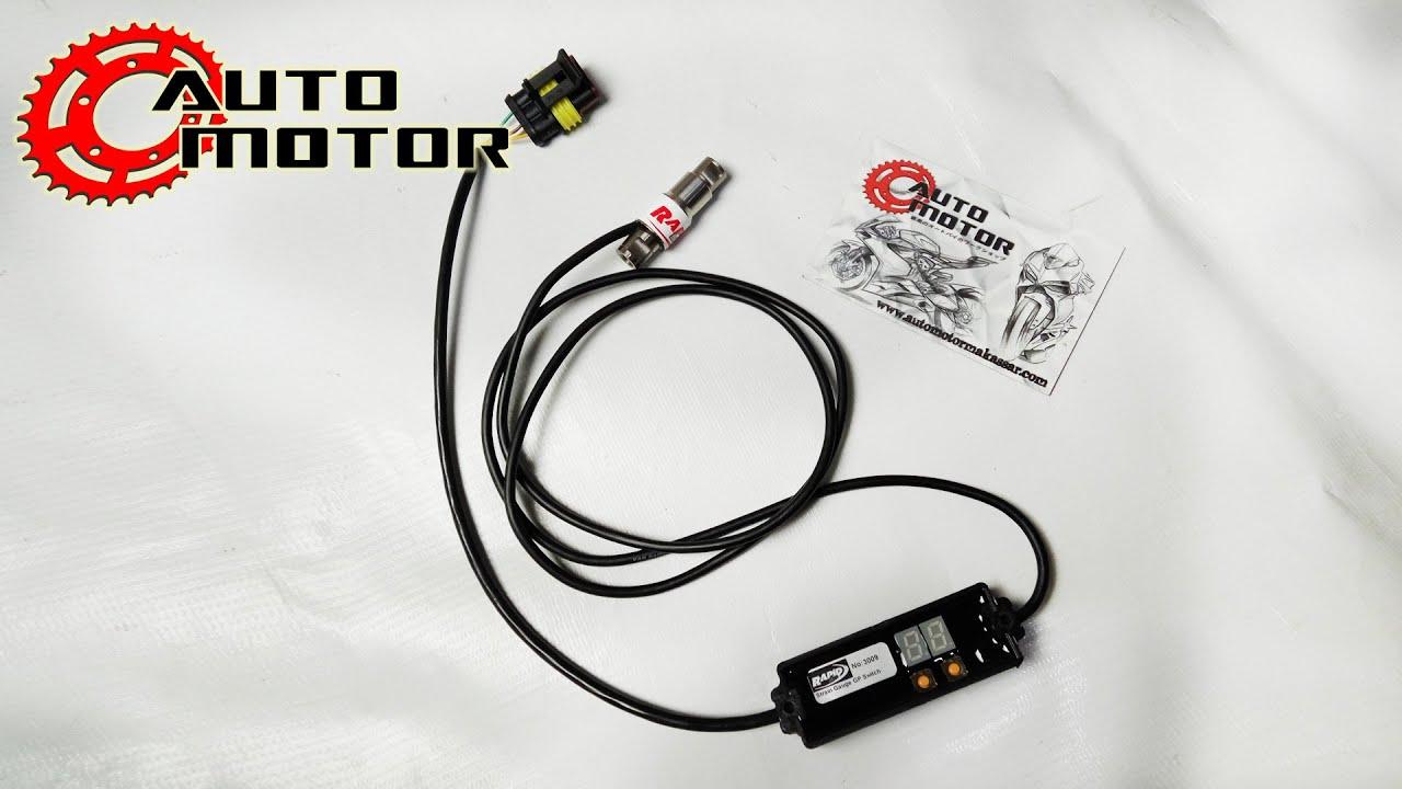 Rapid Bike Quick Shifter Short Test Auto Motor Youtube