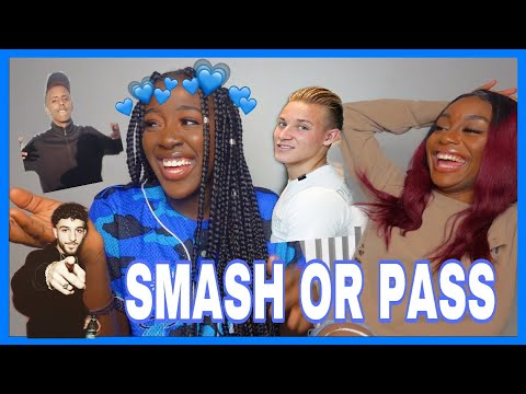 SMASH OR PASS PÅ ARTISTER | Z.E, BLIZZY, K27, YASINTHEDON
