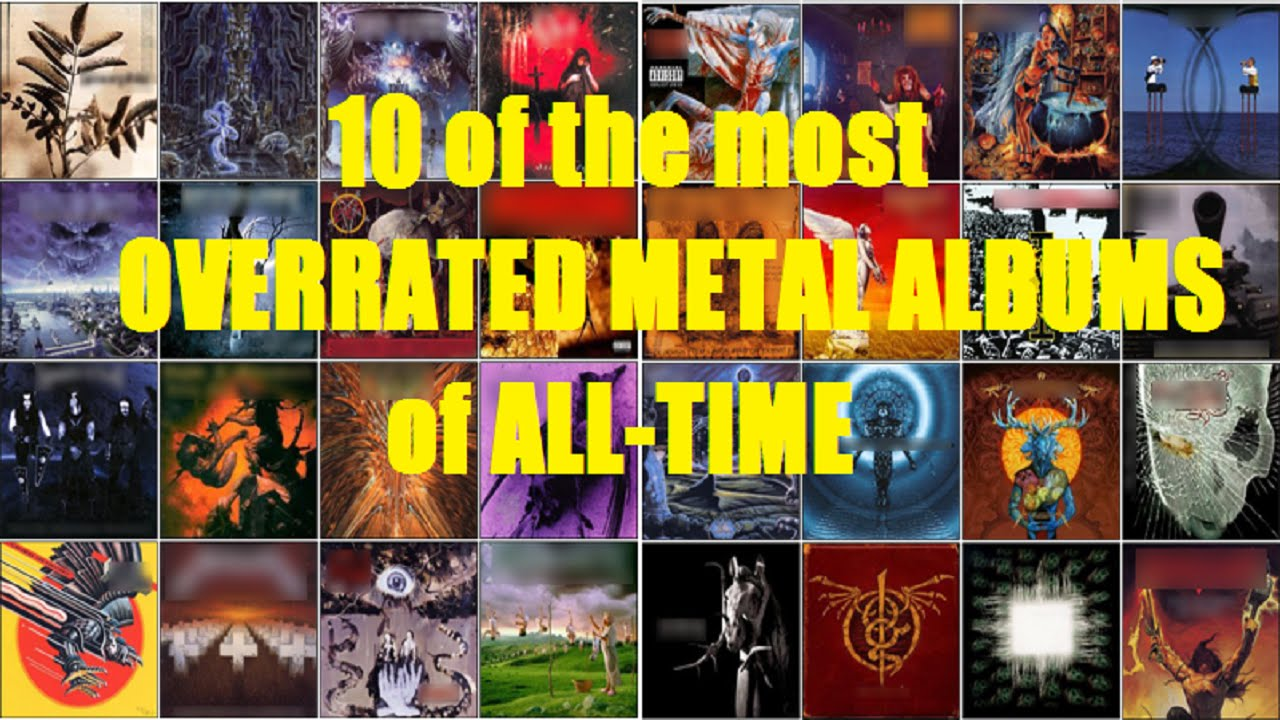 The most overrated albums in the world ever