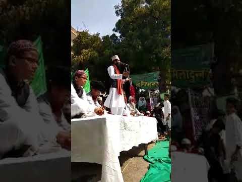 Maulana  Irfan Raza Rampuri ka Lajawab Khitab 2018