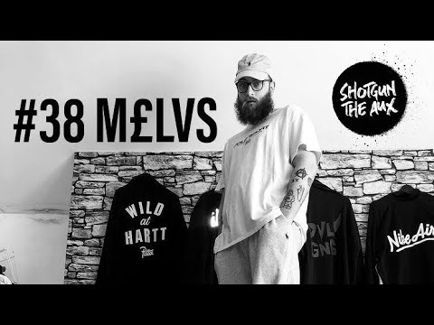 M£LVS Ft ZELLO On £ASY LIF£, LEE SCOTT, Blah Records And More | Shotgun The Aux Podcast #38