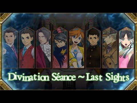 Ace Attorney: All Character Abilities Themes 2016