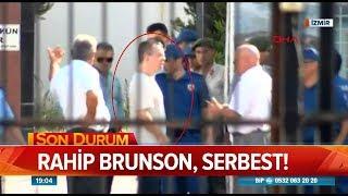 Rahip Bruson, serbest! - Atv Haber 12 Ekim 2018
