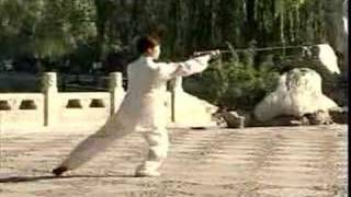 Tai Chi - Sword (18-form)