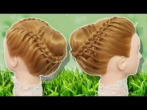 Easy Braided Hairstyles For Beginners | Latest Hairstyles tutorials for long hair | Hairstyle girl thumbnail