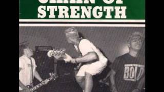 Chain of Strength - Never understand