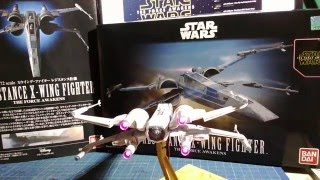eazy led kit to advance bandai 1 72 t 70 resistance x wing fighter