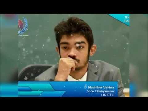 Guru Speaks | UN-CTC explained by | Nachiket Vaidya| Gujarat MUN
