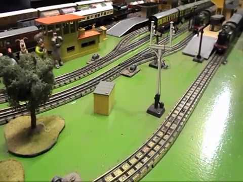 Abbey Pumping station, vintage  dublo, live steam Bowman,and boats