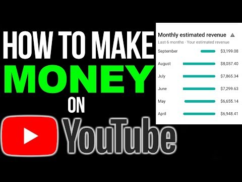 How To Make Money On YouTube For Beginners In 2019 | YouTube Money