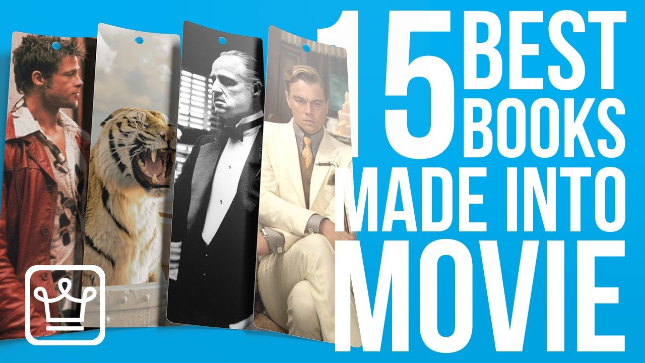 Download 15 Best Books That Were Made Into A MOVIE