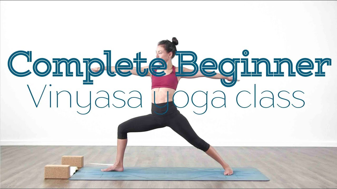 Beginners Yoga Classes - Vinyasa Flow Yoga - YouTube