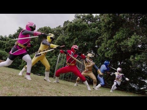 The Ninja Steel Rangers Are Back!