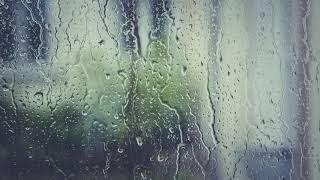 Gece Yağan Dinlendirici ve Huzur Veren Yağmur Sesi