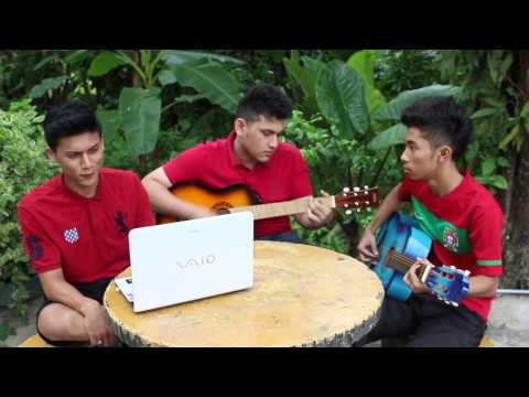 DiPenjara Hatimu - apit ( COVER BY THE CUZEN )