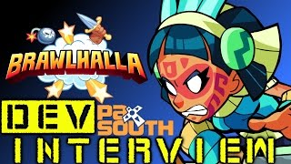 Brawlhalla - PAX South 2016 Dev Interview