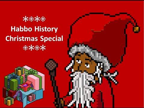 ✱❉ Habbo History Christmas Special ft. Rasta Santa ❉✱