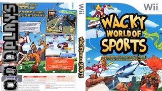 ODDplay - Wacky Worlds of Sports (Wii)