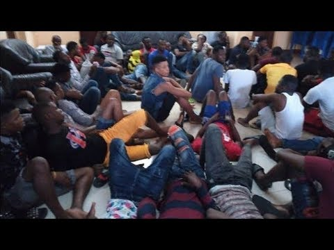 Download 994 Nigerians deported from Ghana