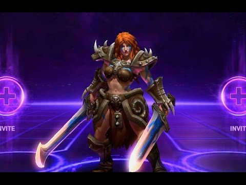 Sonya Hots Bulldozer Heroes Of The Storm Youtube From the frozen dreadlands of the north come the mighty barbarian warriors. sonya hots bulldozer heroes of the storm