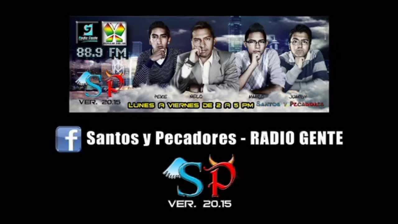 Santos y Pecadores - Home Facebook