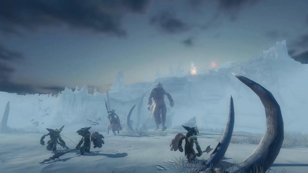 Ragnarok Wallpaper Hd Vikings Wolves Of Midgard Teaser Youtube