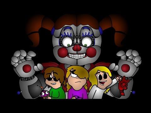 Welcome my little children! FNAF SL Animation
