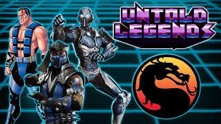 Mortal Kombat Timeline Lore: The History of Sub-Zero (Kuai Liang) - Untold Legends