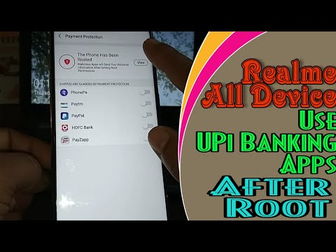 Download Realme Root User Any Issue To Use Payment App Google Pay