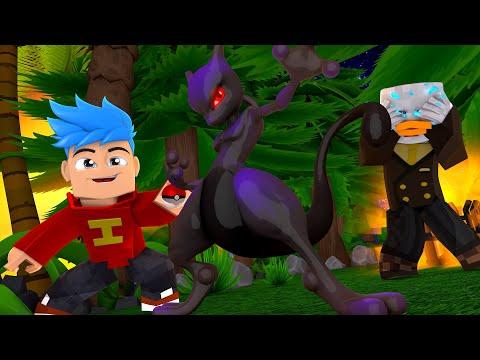 Minecraft: PIXELMON DARK #13 - NOVO MEWTWO DARK !!  ‹ Ine ›