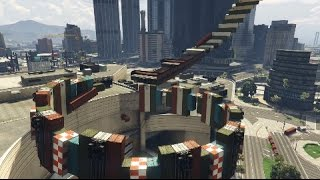 ! MEGA WALLRIDE 3.Ø DELUXE | GTA V Online | Epic Races |