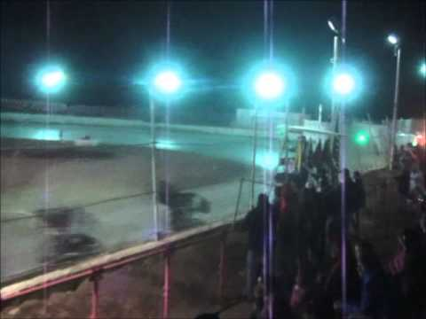 Outlaw Karts 500 Main Event @ Dixon Speedway 3-30-13