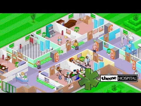 Lets Play Theme Hospital Gameplay | Level 1 | Theme Hospital HD Mod
