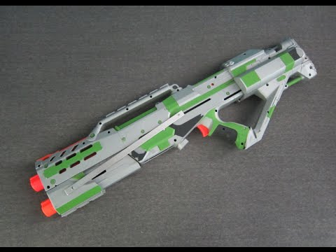 Mod Nerf Longshot Stampede Integration Shotgun Priming