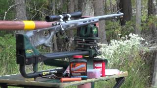 Knight Mountaineer Muzzleloader Review by Dieter Kaboth from Hunting Adventures.